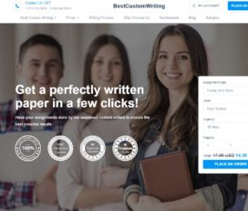 BestCustomWriting Discount Code