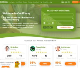 CoolEssay 15% Discount Code