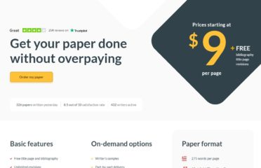 Affordable Papers Coupon Code