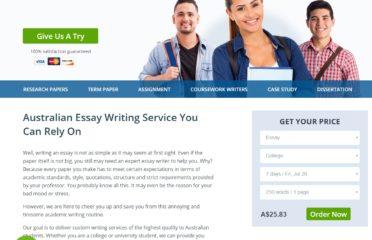 Aussie Essay Writer Promo Code
