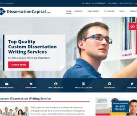 DissertationCapital 12% Discount Code