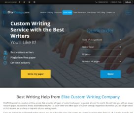 EliteWritings Discount Code