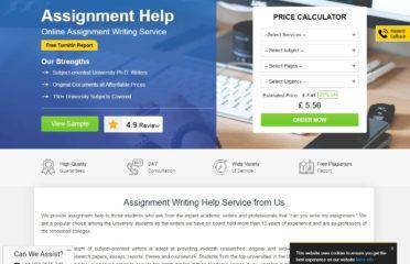 GlobalAssignmentHelp Discount Code