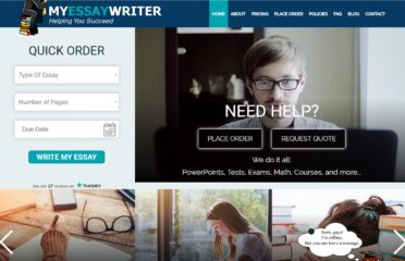 MyEssayWriter Discount Code