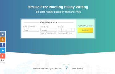 NursingEssayWriting 14% Discount Code