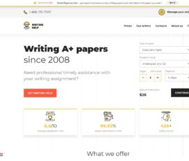 Writing Help Discount Code